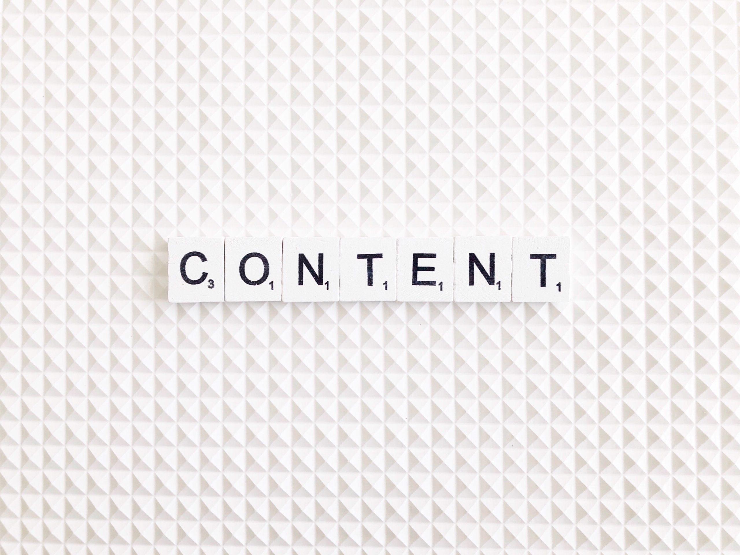 Content-Marketing: Das Wichtigste auf einen Blick