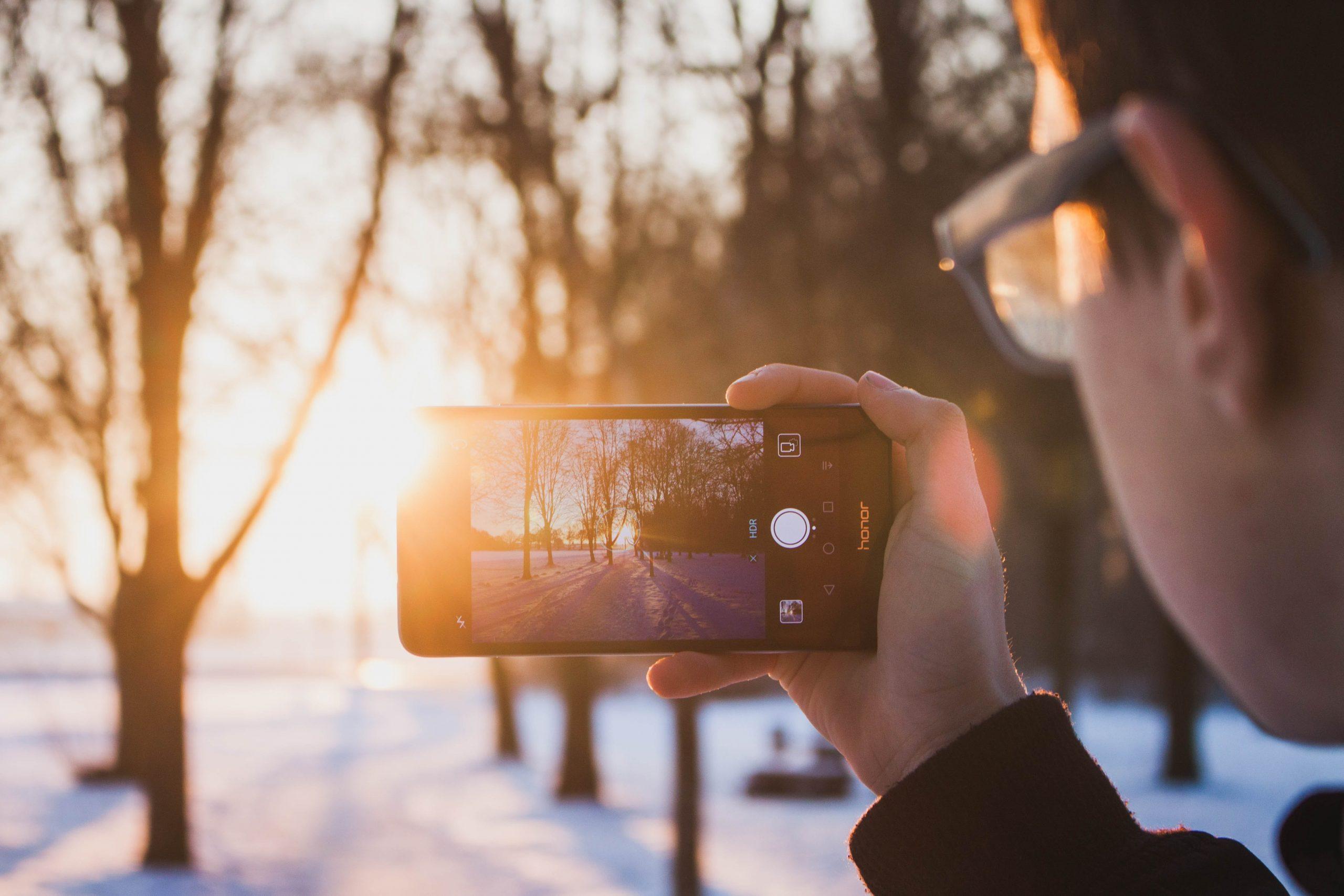 Smartphone-Fotografie: So gelingt der perfekte Schnappschuss